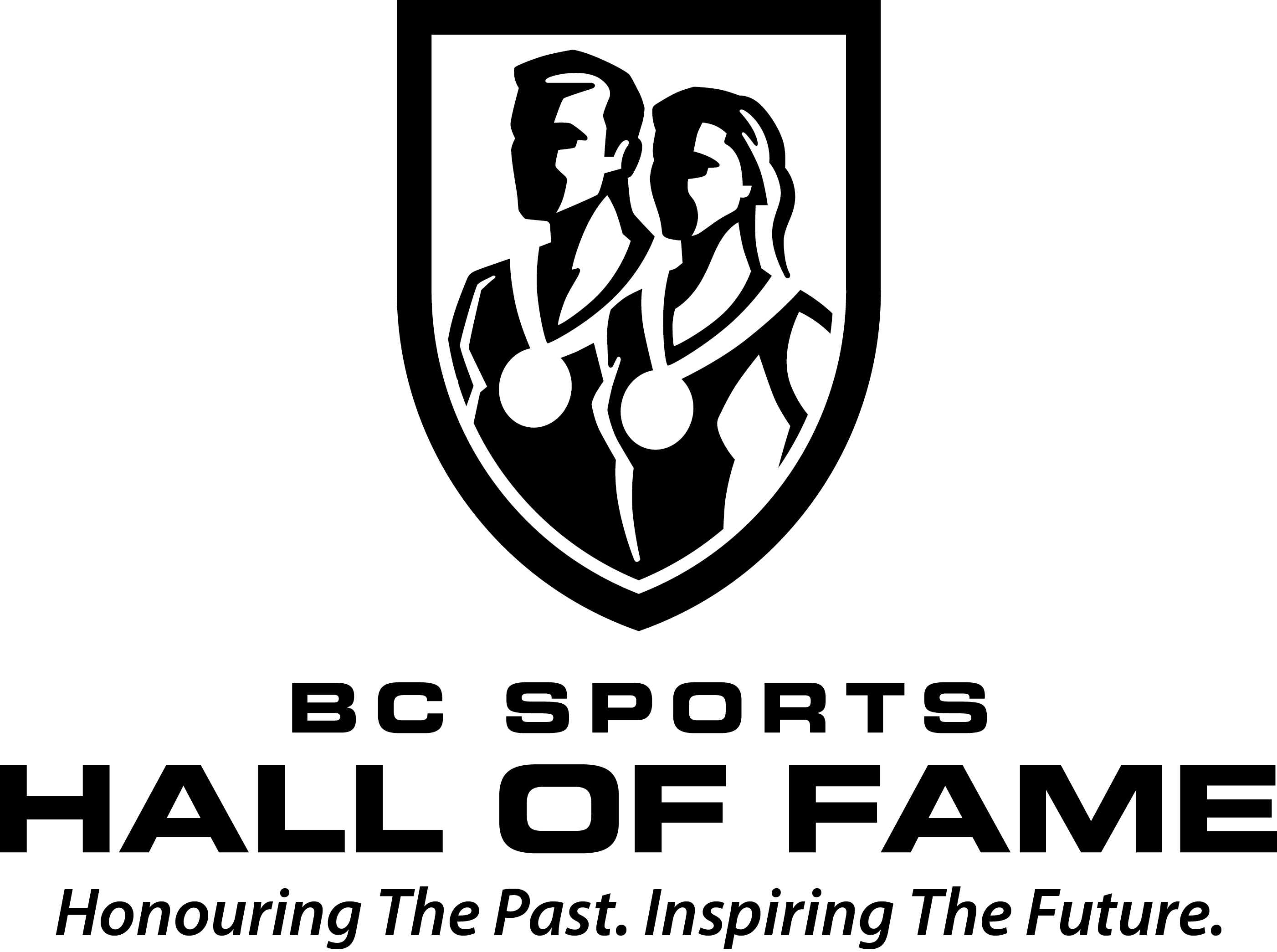 BC Sports Hall of Fame logo