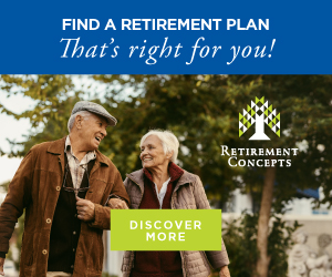 Retirement Concepts Ad LBMG